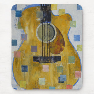 King of Guitars Mouse Pad