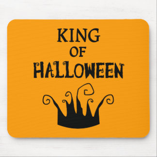 King of Halloween Mouse Pad