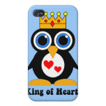 king of hearts cover for iPhone 4