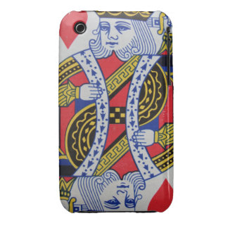 king of hearts csm iPhone 3 case
