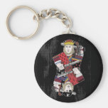 King Of Hearts & Pirate Too Keychains