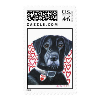 KING of HEARTS - SylviART Stamp