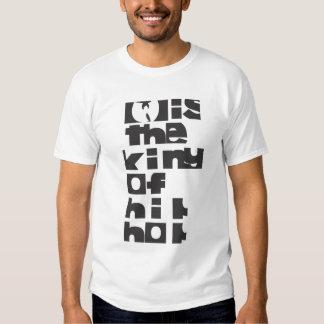 King of Hip Hop Tshirts