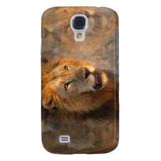 King of jthe Jungle iPhone 3G Case Samsung Galaxy S4 Cases