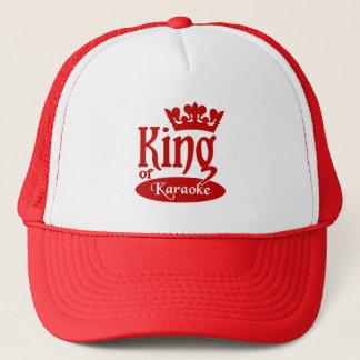 King of Karaoke hat