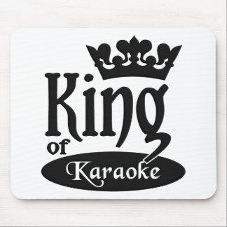 King of Karaoke mousepad