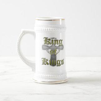 King of Kings Beer Stein