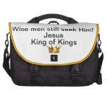 King of Kings Messenger Bag Laptop Messenger Bag