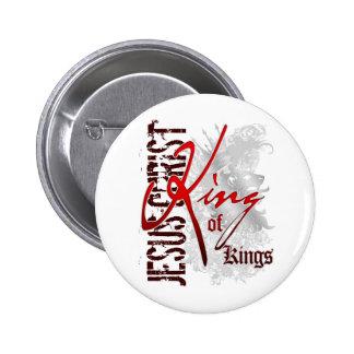 King of Kings Pinback Button