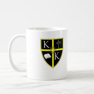 King of Kings Shield Mug Plain