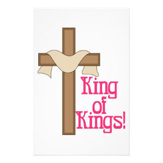 King Of Kings Stationery