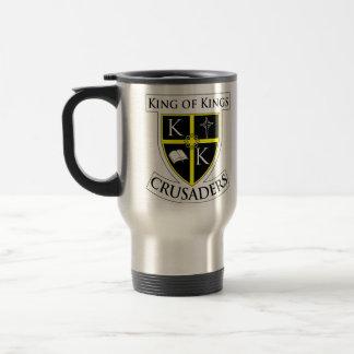 King of Kings Travel Mug w/Shield