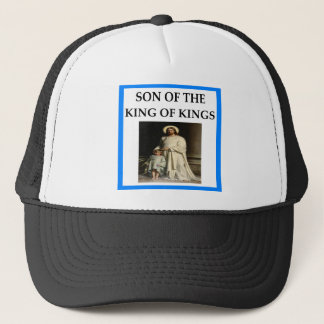 king of kings trucker hat