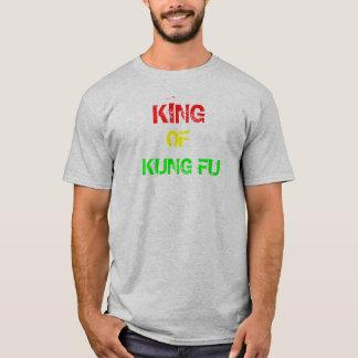 KING, OF, KUNG FU T-Shirt