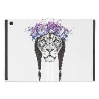 King of lions iPad mini case