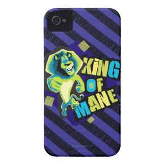 King of Mane iPhone 4 Case