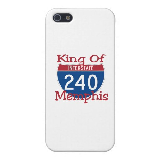 King Of Memphis iPhone 5 Covers