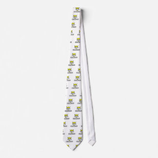 King of Microbiology Tie