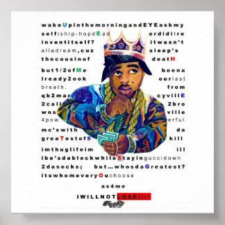 King of Mics SubliminaL Poster
