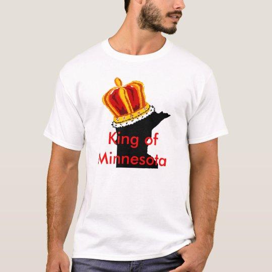King of Minnesota T-Shirt
