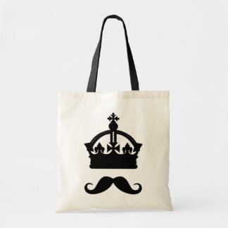 King of Mustaches bag - choose style
