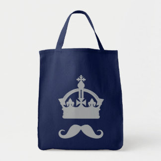 King of Mustaches bag - choose style & color