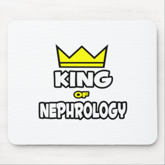 King of Nephrology Mouse Pad