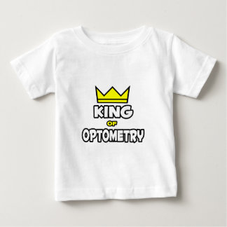 King of Optometry Baby T-Shirt