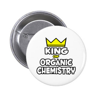 King of Organic Chemistry Buttons