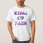 """King of Pain"" t-shirt"