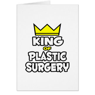 King of Plastic Surgery Card