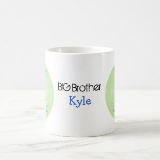 King of Princess African American Big Brother mug