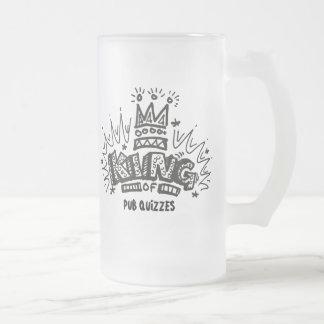 King Of Pub Quizzes Coffee Mug