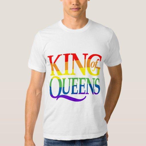 King Of Queens Tees
