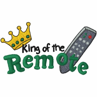 King of Remote Sweatshirt