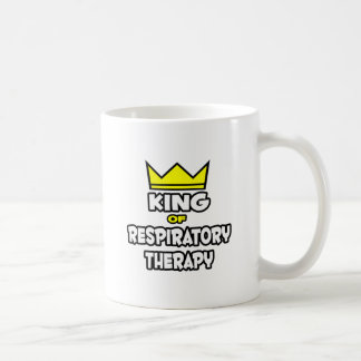 King of Respiratory Therapy Coffee Mug