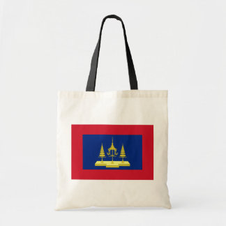 King Of Siam, Thailand flag Canvas Bag