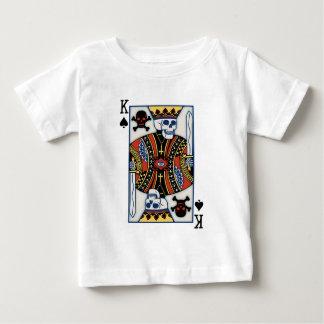 King of Skulls Baby T-Shirt