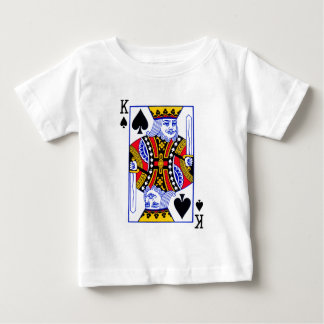 King of Spades Baby T-Shirt