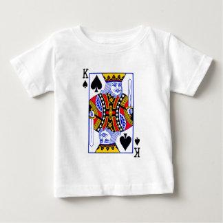 King of Spades Baby T-Shirt