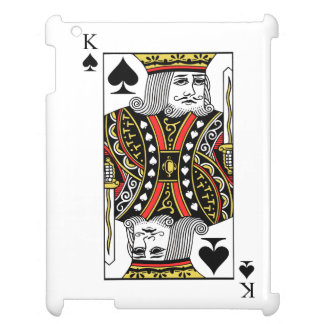 King of Spades Case For The iPad