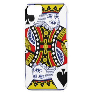 King of Spades iPhone 5 case