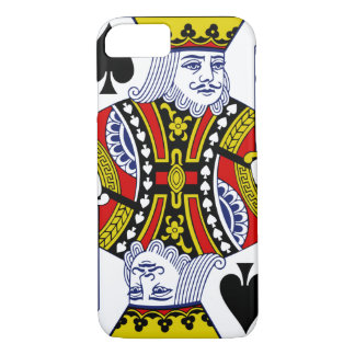 King of Spades iPhone 7 case
