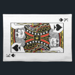 """King of Spades Placemat<br><div class=""""desc"""">Search &quot;wowsmiley&quot; for more products like this one.</div>"""