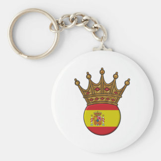 King Of Spain Key Chains