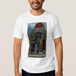 King of Staves T-Shirt