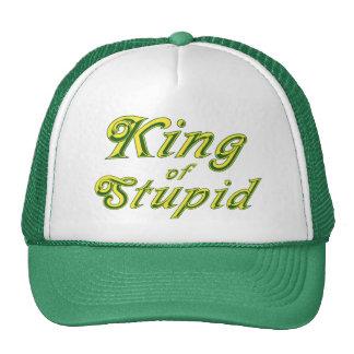 King of Stupid Trucker Hats