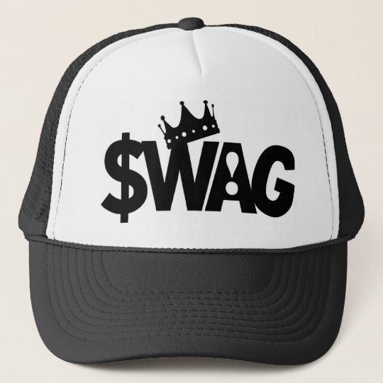 King of Swag Trucker Hat