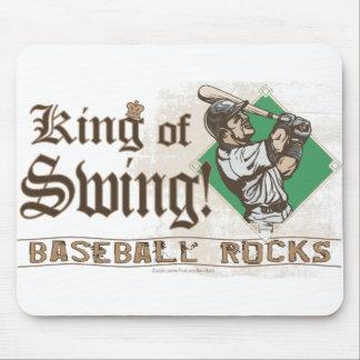 King of Swing! Mousepad