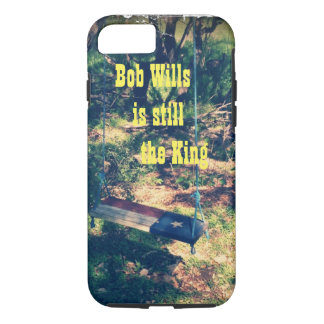 King of Texas Swing iPhone 7 Case